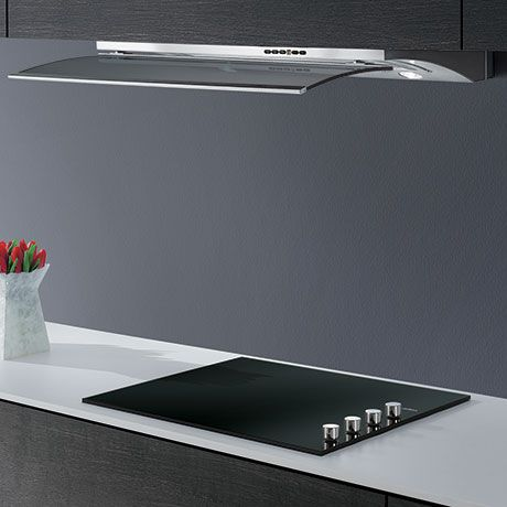 Inte under counter range hood under cabinet hood 30 - Kitchen hood under cabinet ...