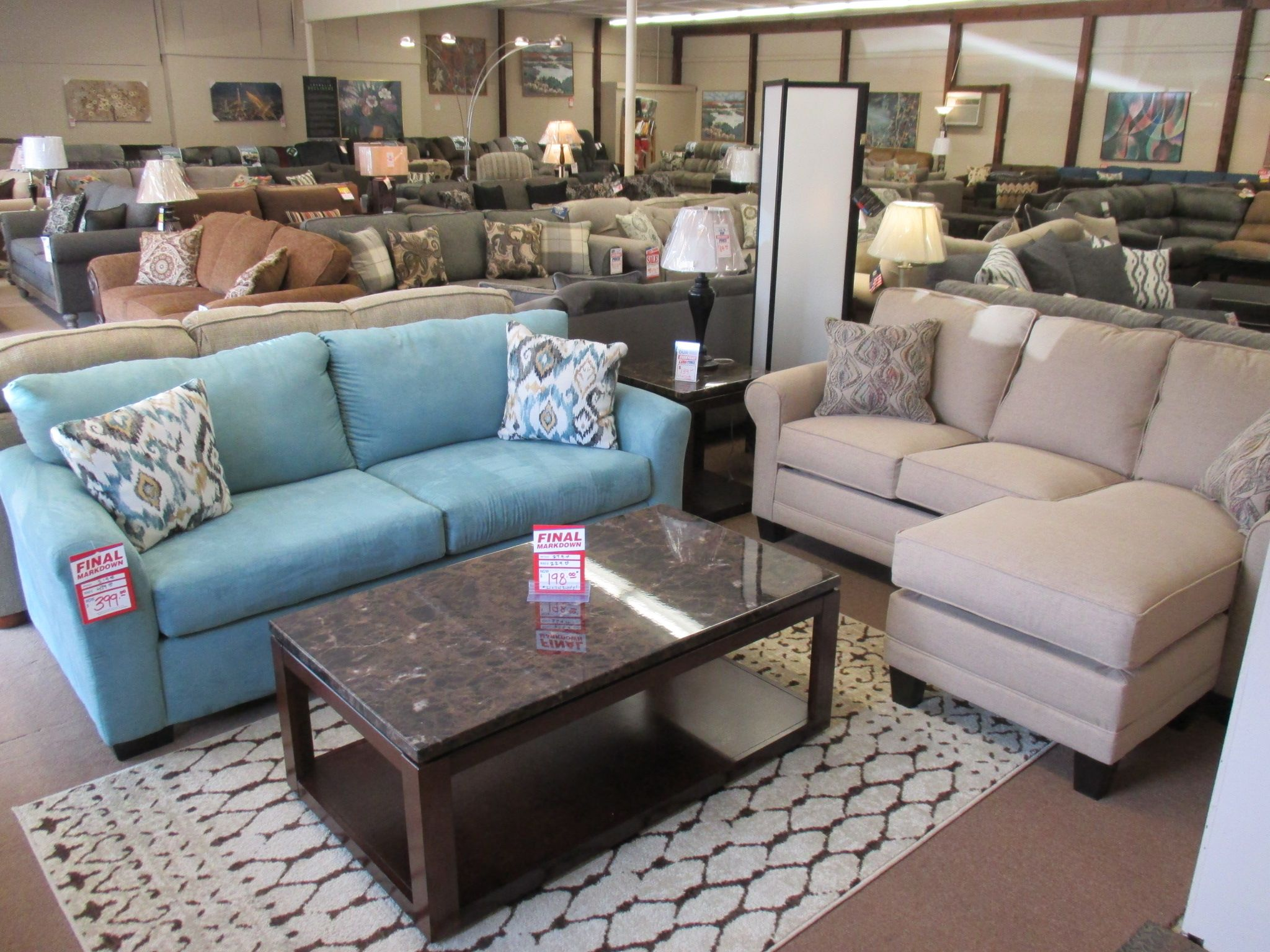 summer clearance sale sofas from 288 00 markdowns on sofas rh pinterest com