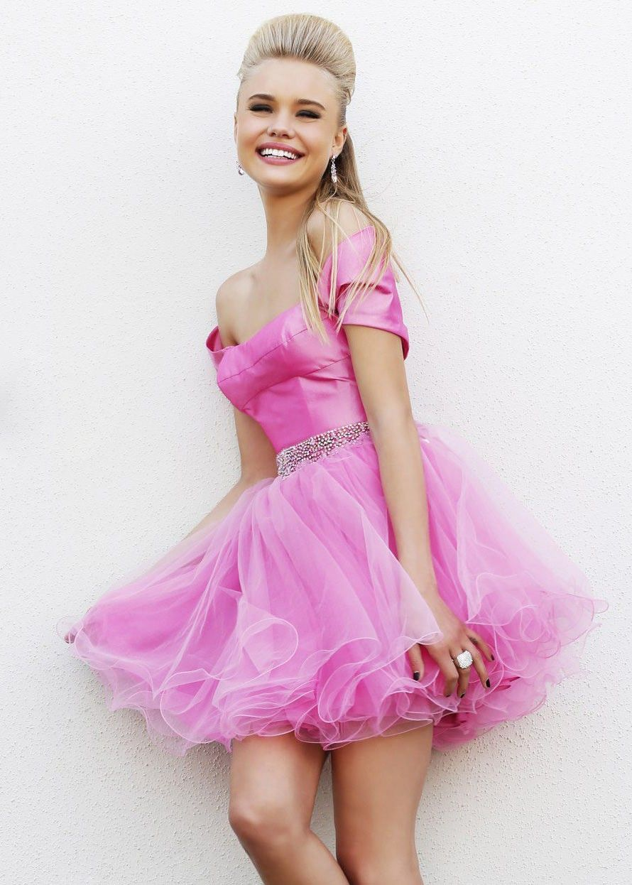 Sherri hill sexy cocktail dress cute and pink pinterest