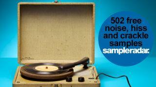 Sampleradar 502 Free Noise Hiss And Crackle Samples Musicradar