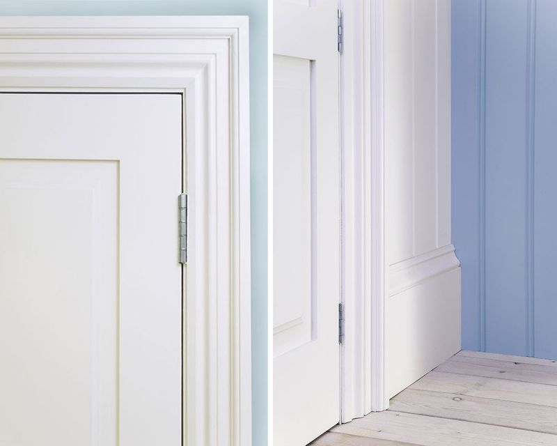 Wall Panelling Architraves Skirtings And Wardrobe Doors