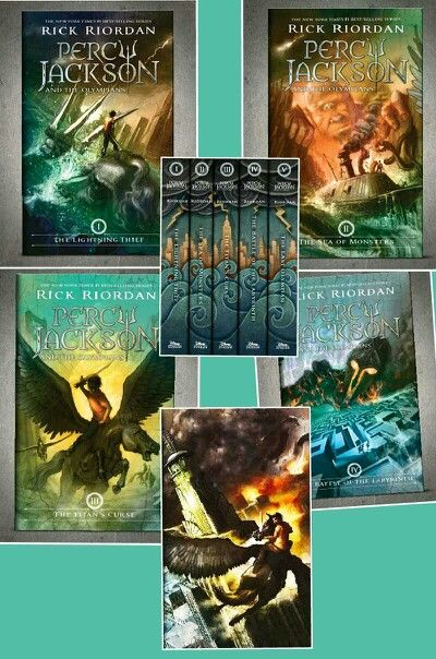 All of the new Percy Jackson covers im not to fond of them.