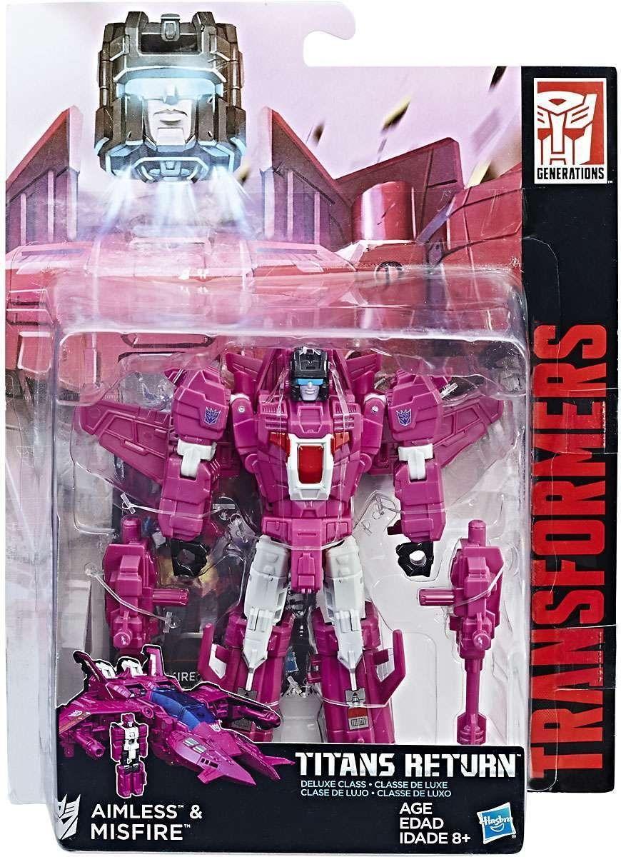 2016 Hasbro Transformers Generations Titans Return Deluxe Grax /& Skullsmasher