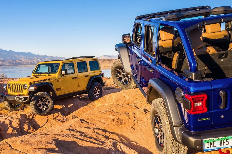 Jeep Wrangler Unlimited 2020 Jeep Wrangler Unlimited Jeep Wrangler Wrangler Unlimited