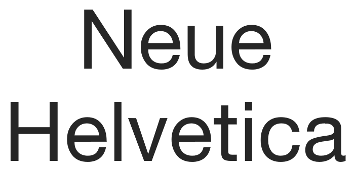 helvetica neue family free download
