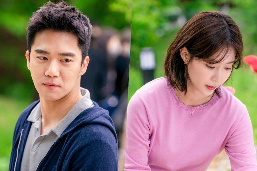 Ha Seok Jin Sets His Sights On Im Soo Hyang In Upcoming MBC Drama
