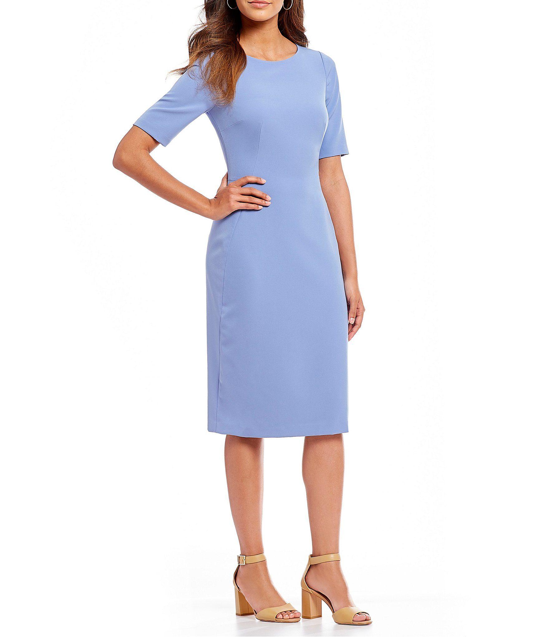 a8d56362bc9 Antonio Melani Sutherland Crepe Dress  Dillards