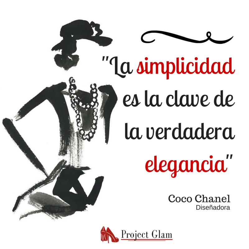 Coco Siempre Coco Chanel Moda Frases Frases De Estilo Y