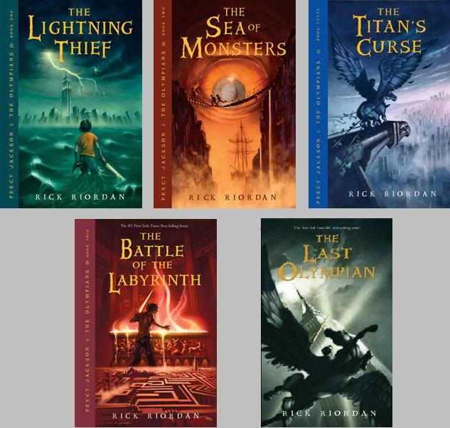 Loved these almost as much as Harry Potter | Percy jackson, Percy jackson  and the olympians, Rick riordan books