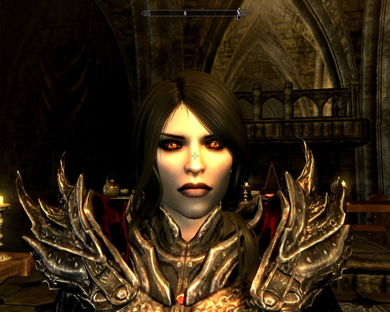 Vampire Ugly Face Remover -Dawnguard- at Skyrim Nexus - mods and