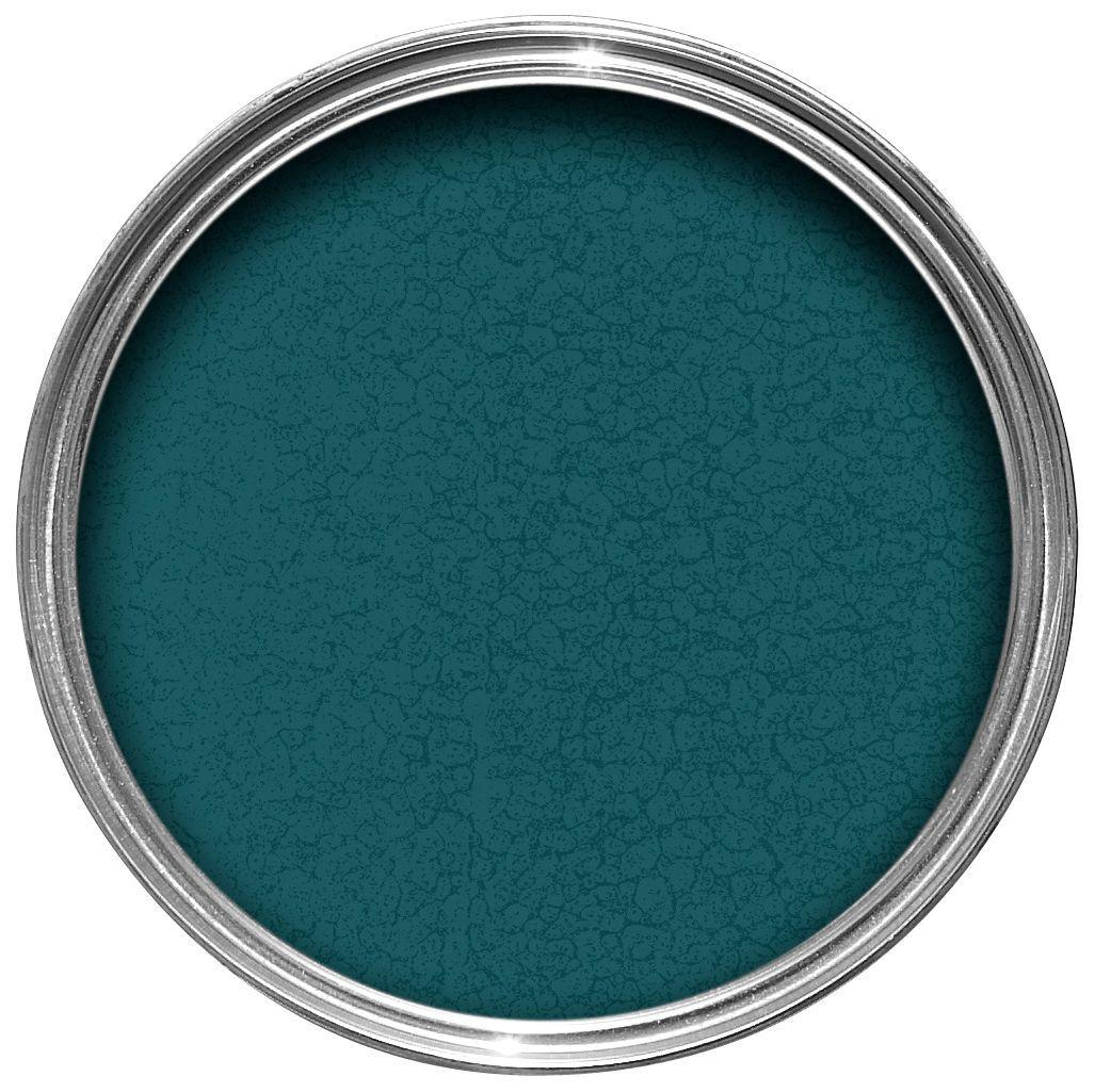 Hammerite Dark Green Hammered Effect Metal Paint 750ml