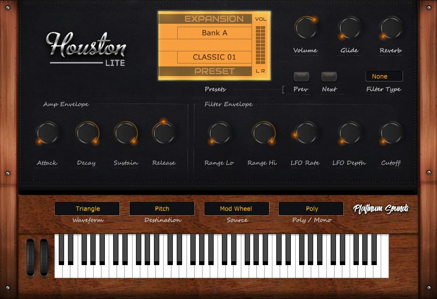 Free Vst Plugin Instruments By Platinum Sounds Acousticz Guitars Lite Arson Synth Lite Houston Vintage Synth Lite Instruments Music Tutorials Plugins