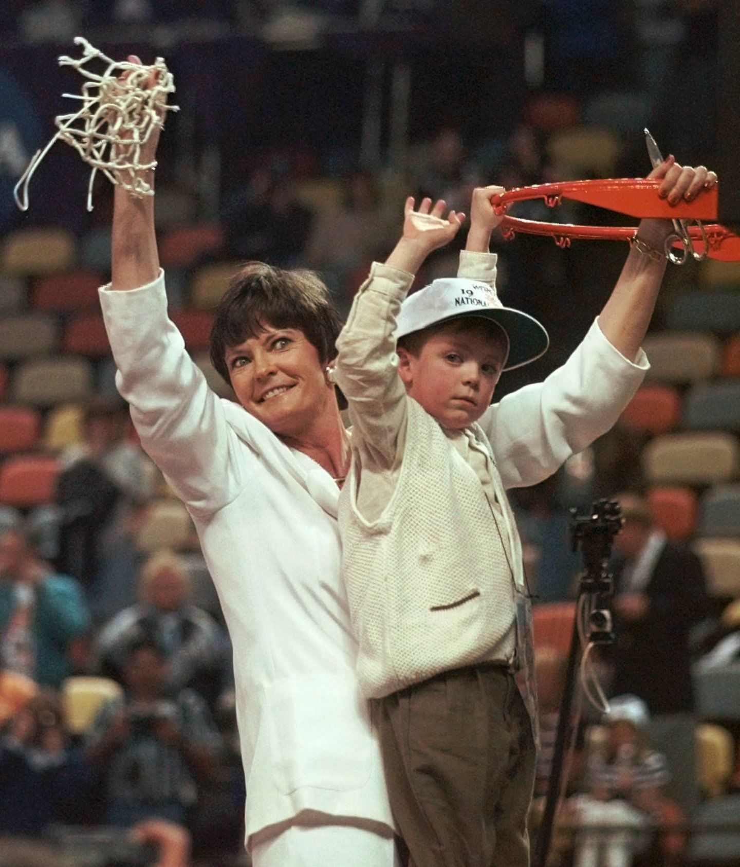 Family requests prayers for legendary Tennessee coach Pat