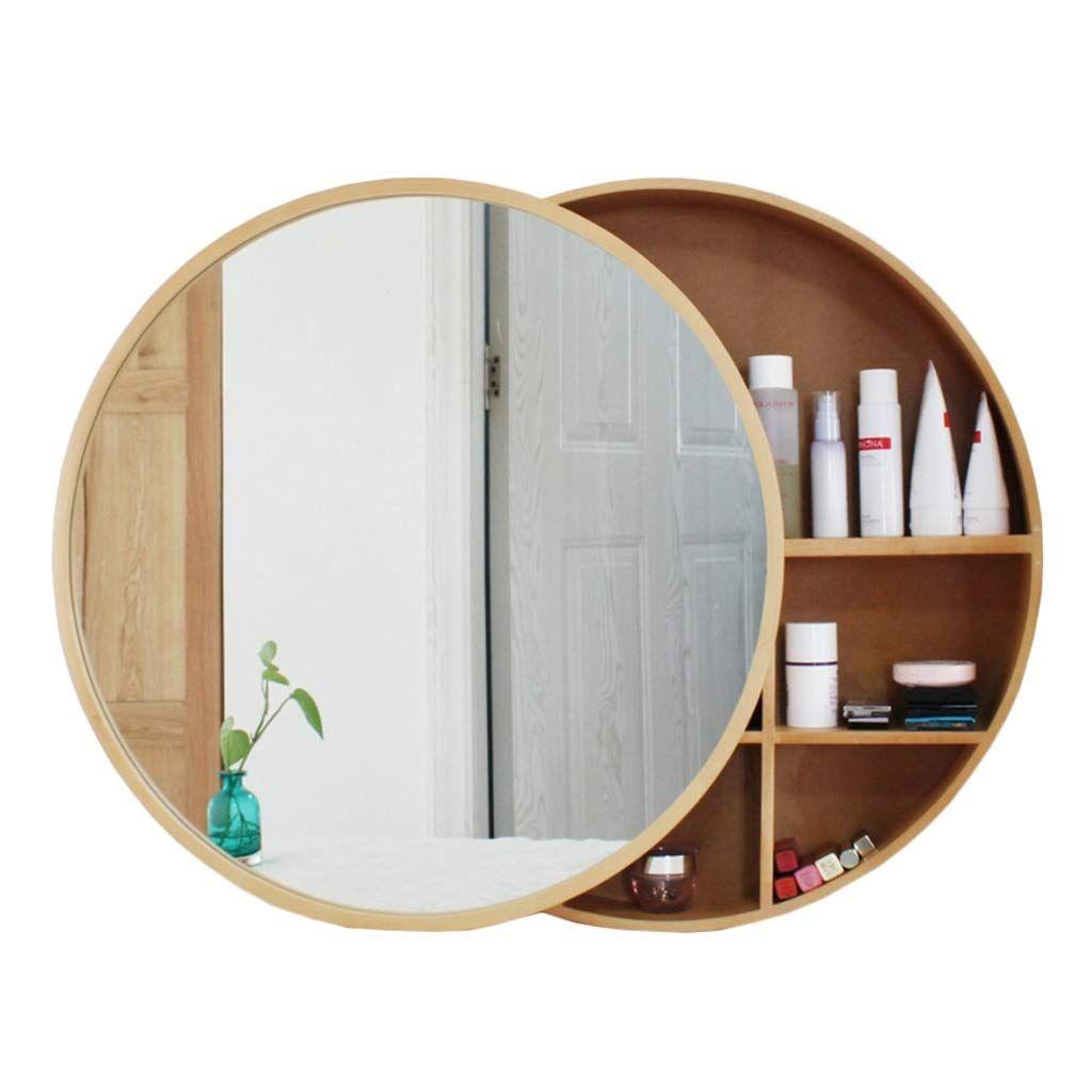 Amazon De Xing Hua Home Wand Spiegel Bad Spiegelschrank Badezimmerspiegel Mit Regal Schrank Badezimmer Spiegelschrank Spiegelschrank Badspiegel Mit Regal