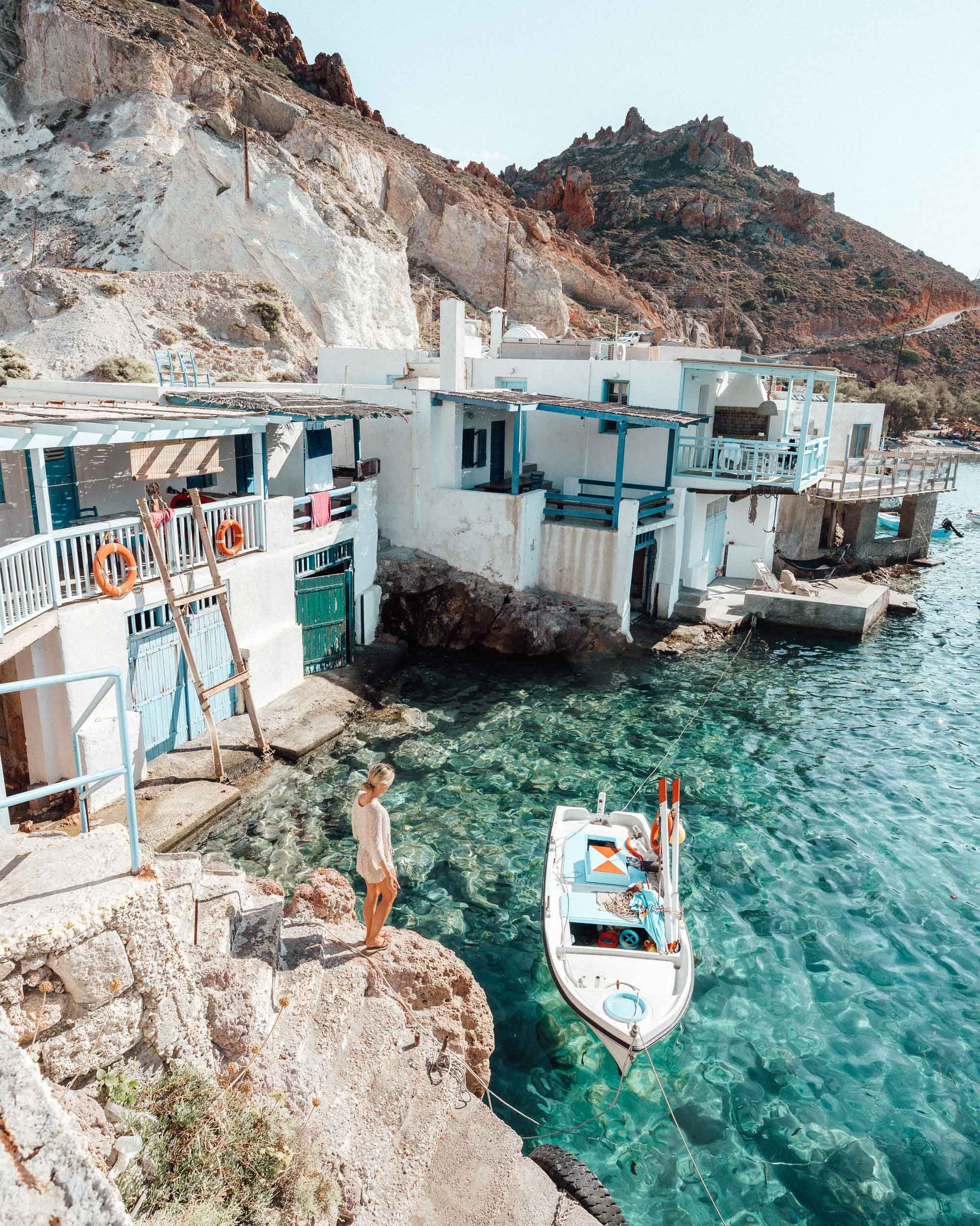 The Complete Milos, Greece Travel Guide - Find Us Lost