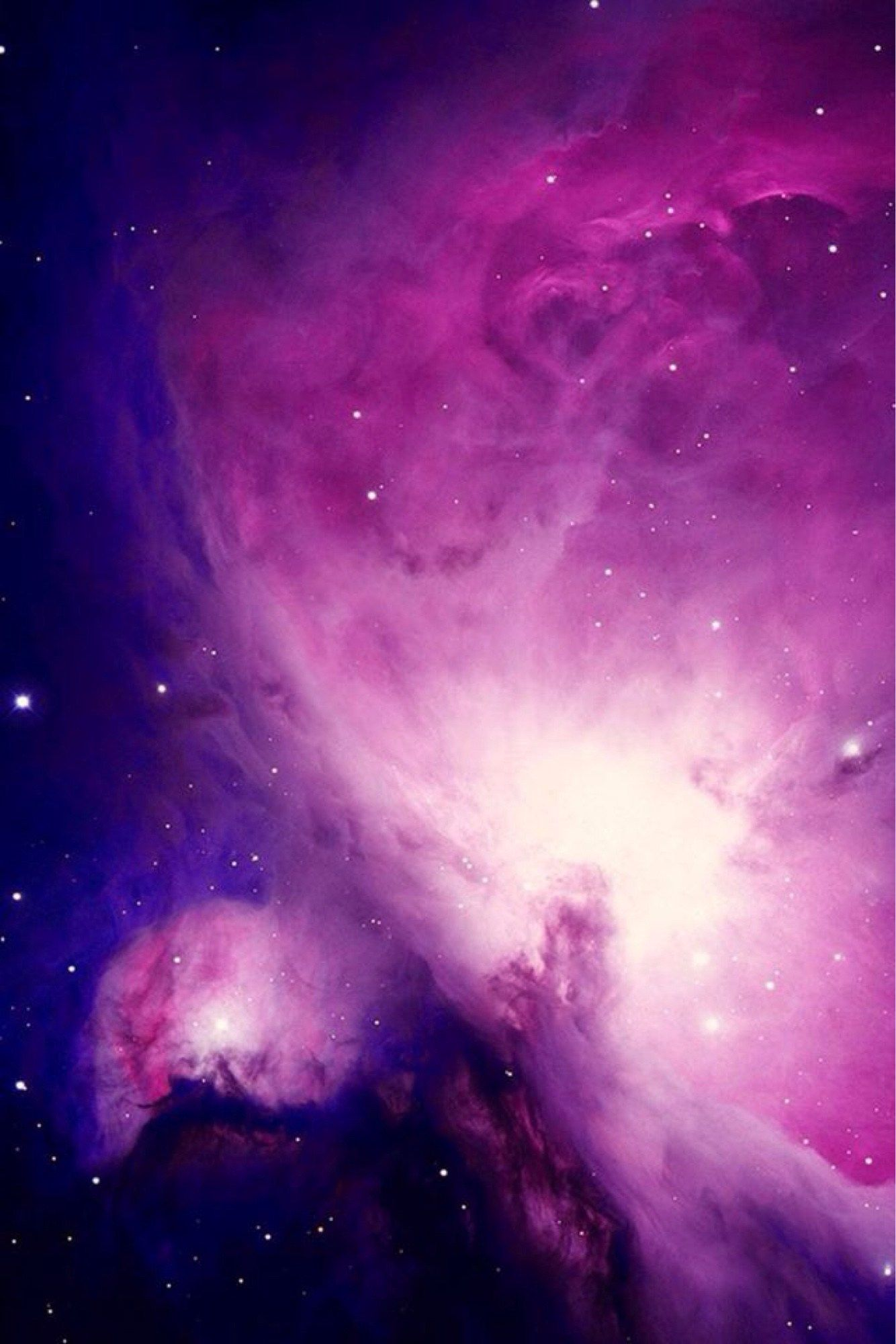 Wallpapers outer space, pink, cosmos, universe, atmosphere