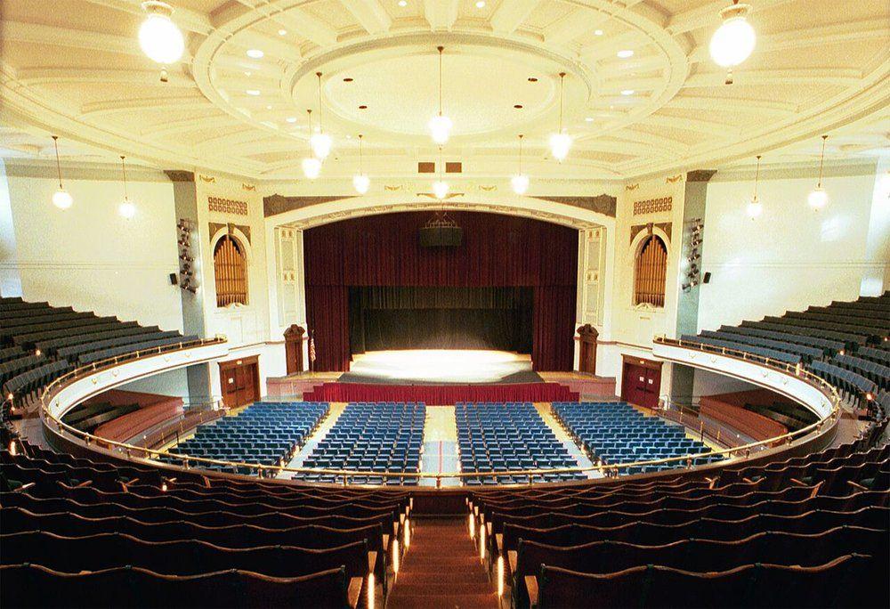 Haunted lowell memorial auditorium in lowell