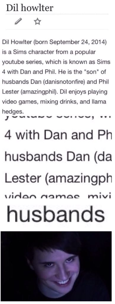 They Fricking Put Phils Last Name Yes Yeah But Its Wikipedia
