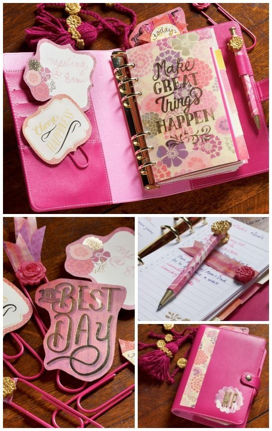 picture about Diy Planner Organizer known as The Greatest Do it yourself Planner with Mod Podge! This Do it yourself Planner
