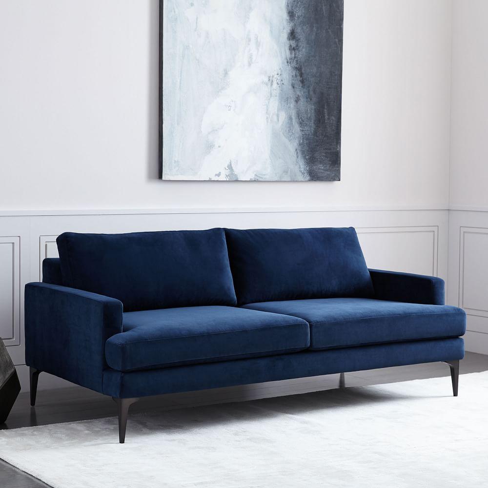 Andes Sofa 76 5 Deep Sofa Living Room Sets Contemporary Sofa