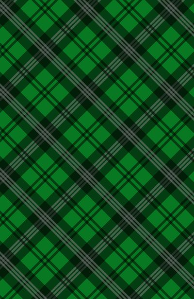 d2105ecbd1bb1 Scottish Plaid (Tartan) - Green Art Print by Ts55