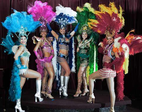 Samba 1 Brazilian Dance Group - Samba In Chicago: Best