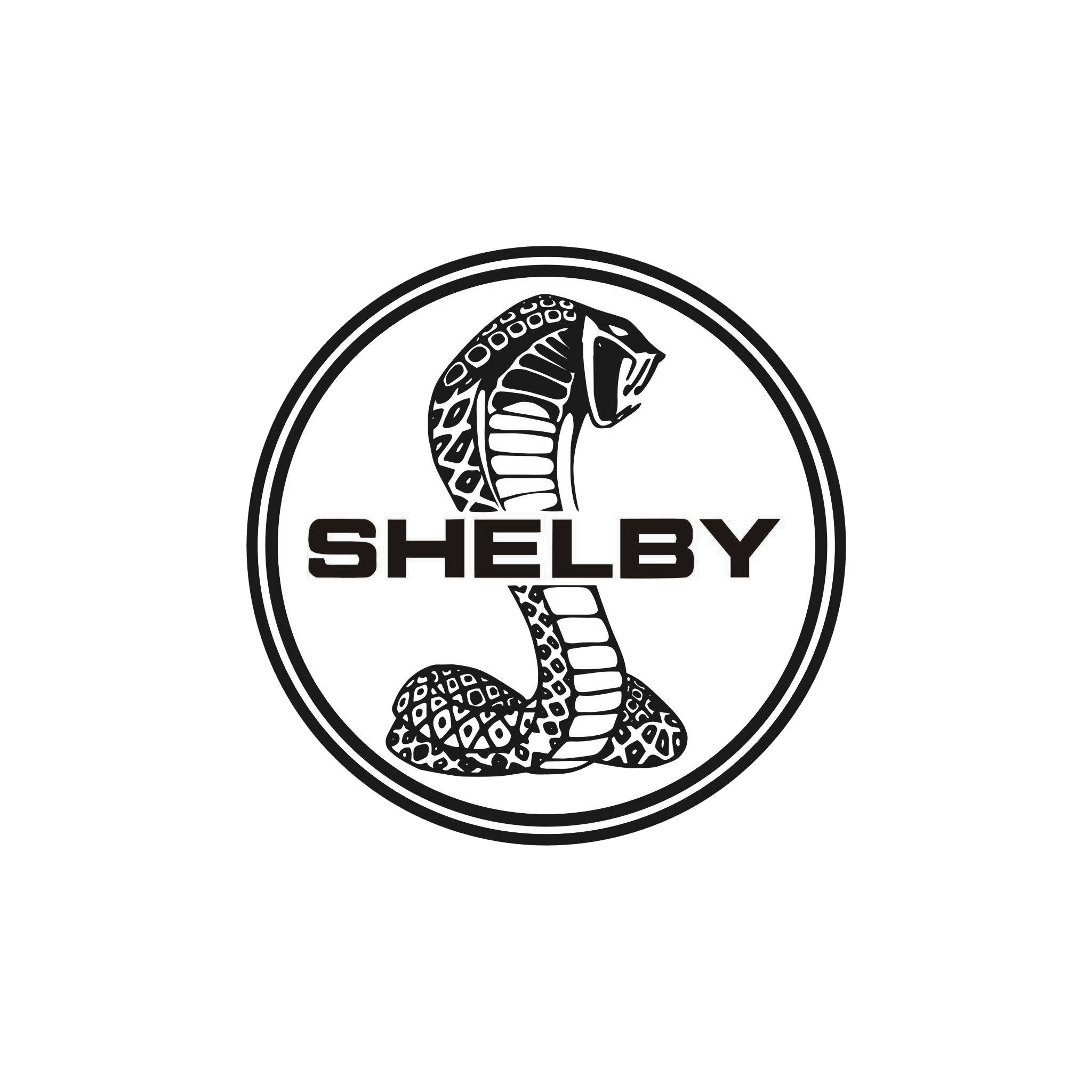 Shelby Symbol 2048x2048 Hd Png Shelby Logo Mustang Shelby Ford Mustang Car