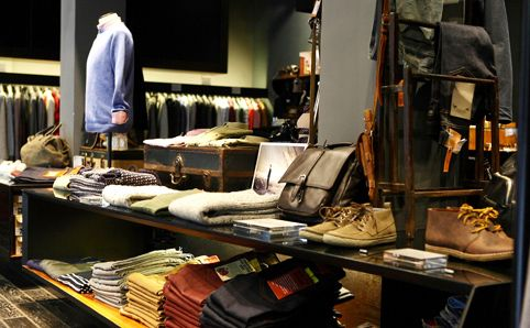 Great Mens Fashion Store In Shanghai Aegis 777 Julu Lu Near