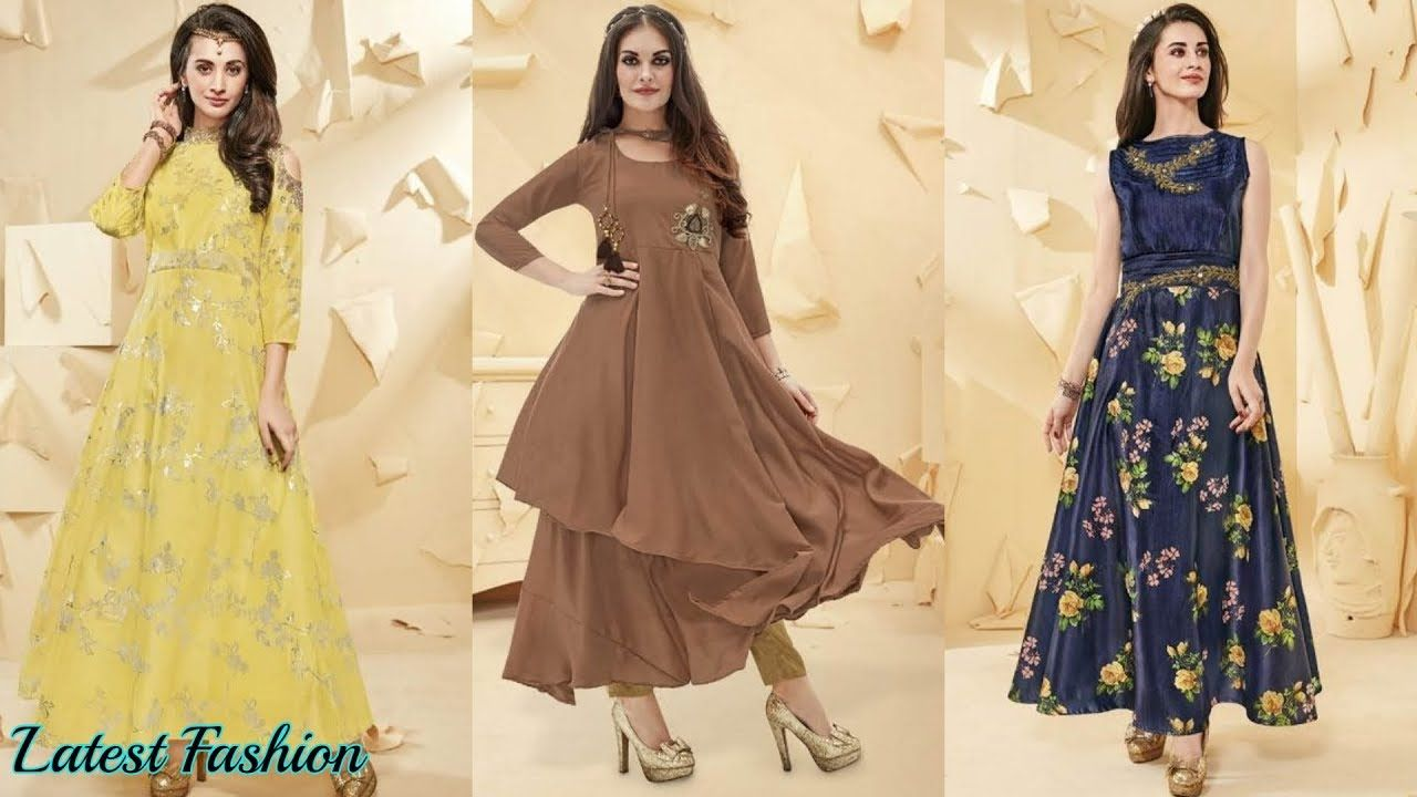 2019 year looks- Quirky Stay this summer with indo-western fashion!
