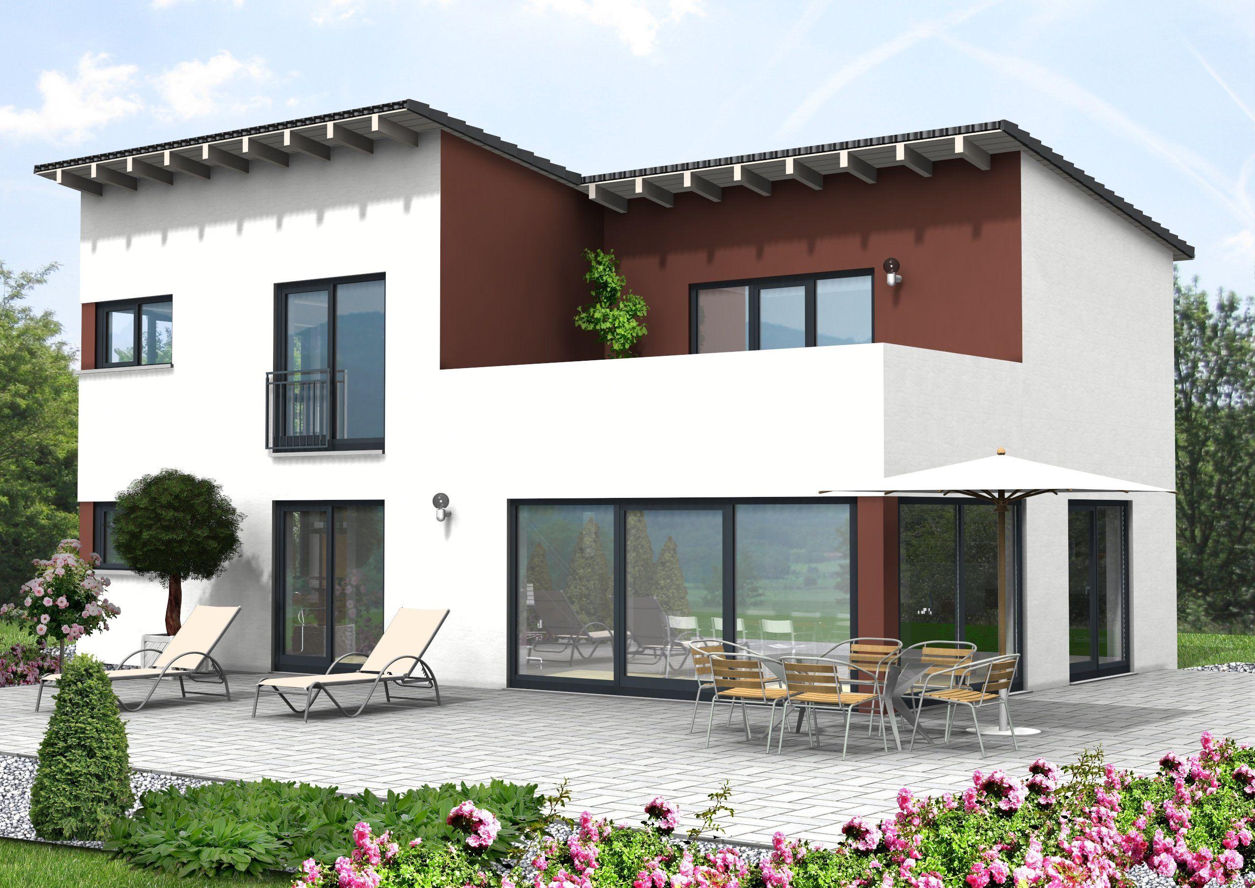 Ökohaus der Woche KW 19/2018. Haus Idee Puldachhaus