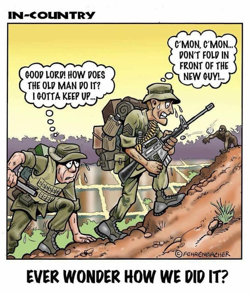 Pin by Nathan on DE-Motivating | Military jokes, Army humor