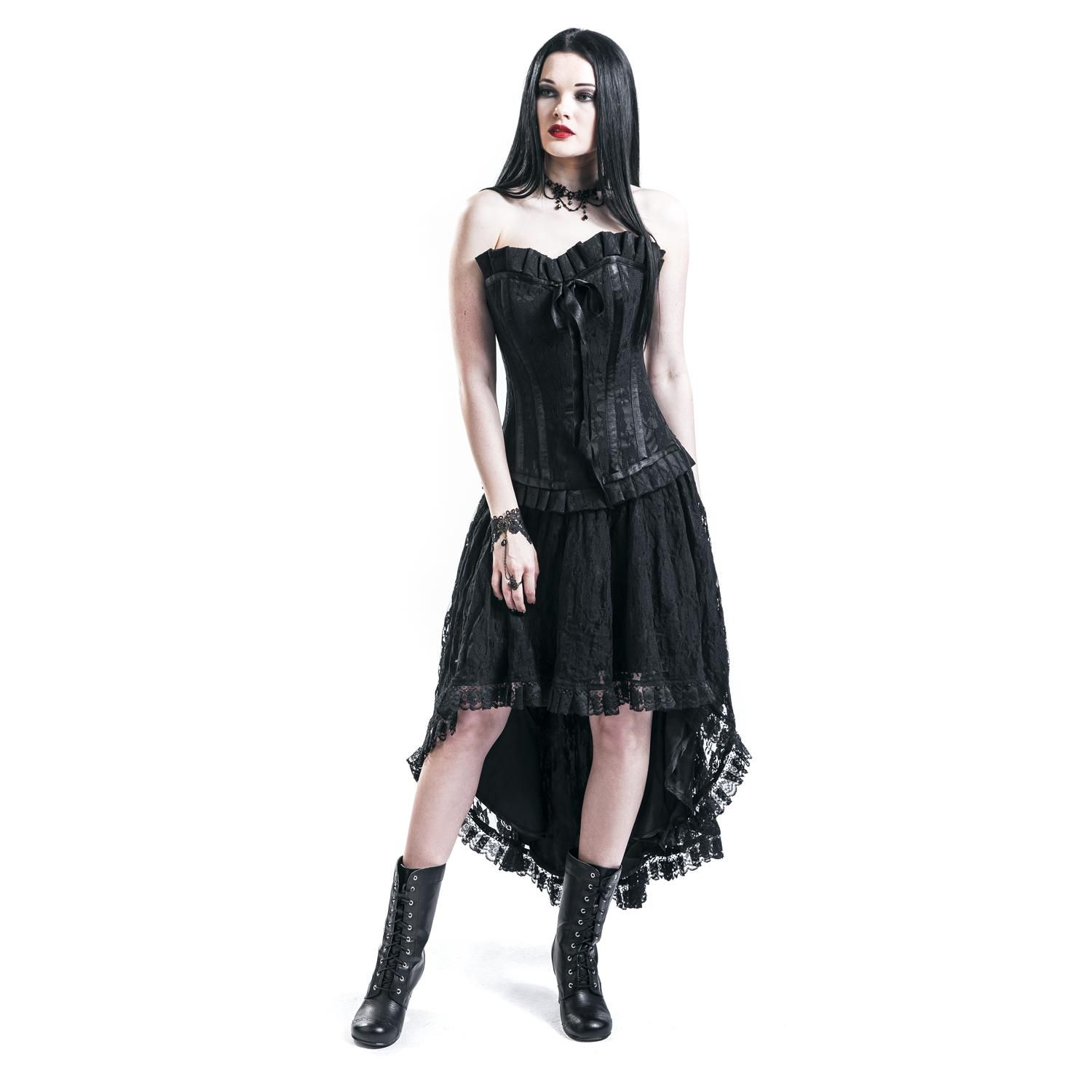 "Gothicana by EMP Langes Kleid, Frauen ""Guardian Angel ..."