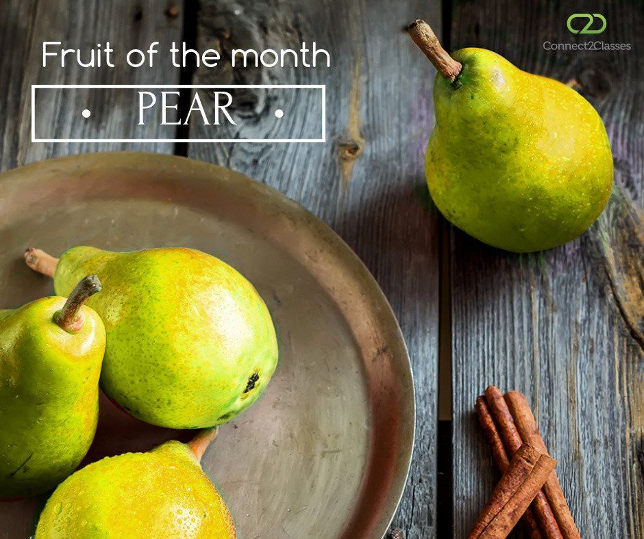 Baking and Desserts Classes Connect2Classes Pear