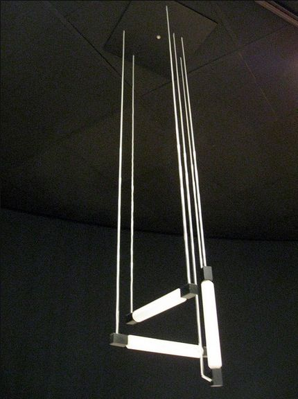 The gerrit rietveld hanging lamp