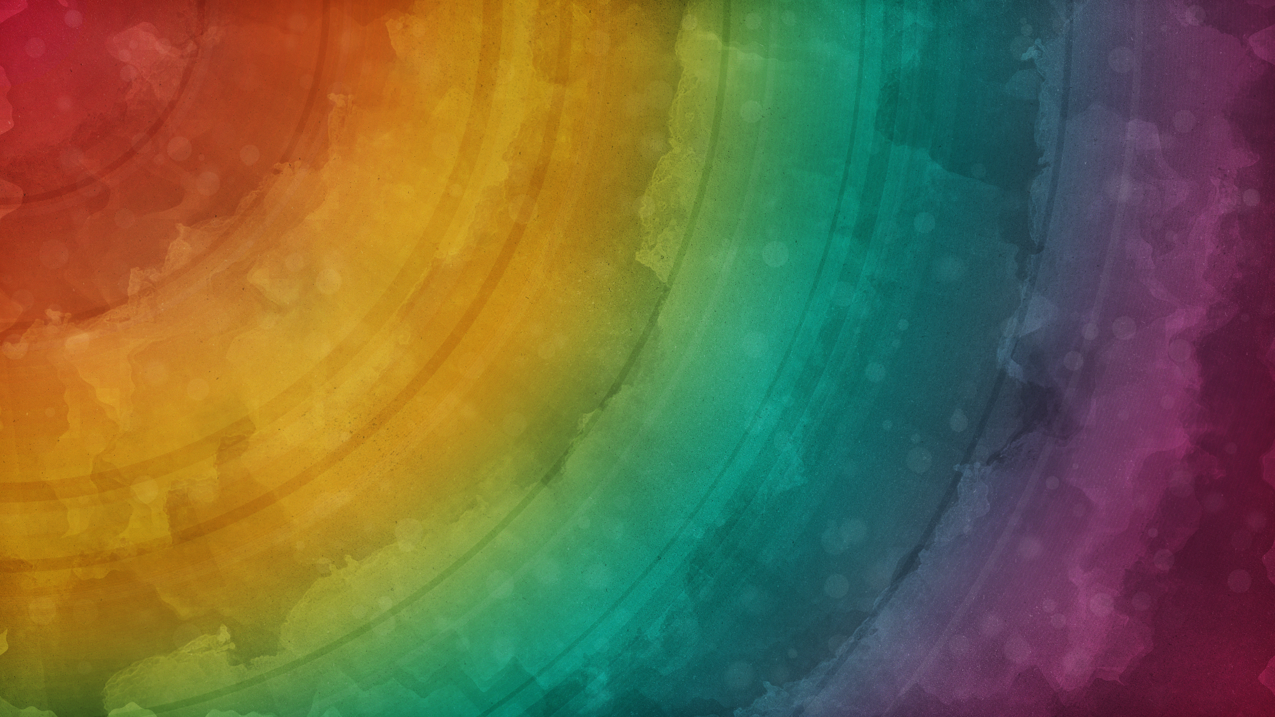 Rainbow Color Splash Background Wallpaper Download Hd New