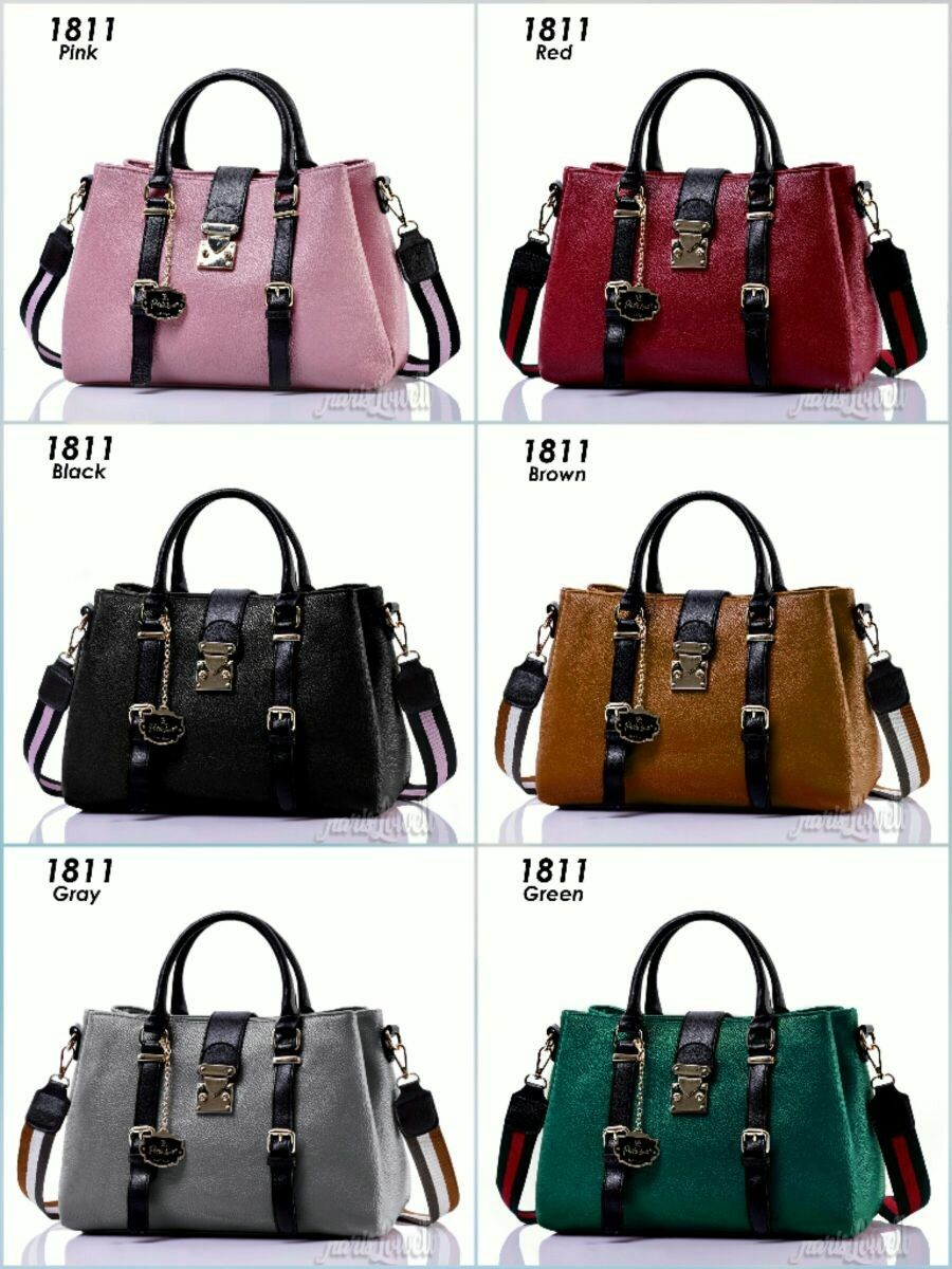 Paris Lowell EXOL 1811  ORIGINAL BRAND Sz33x10x22cm Weight 750gram Material  Faux Togo Leather Ready 6 Colour Black 7e7587c268