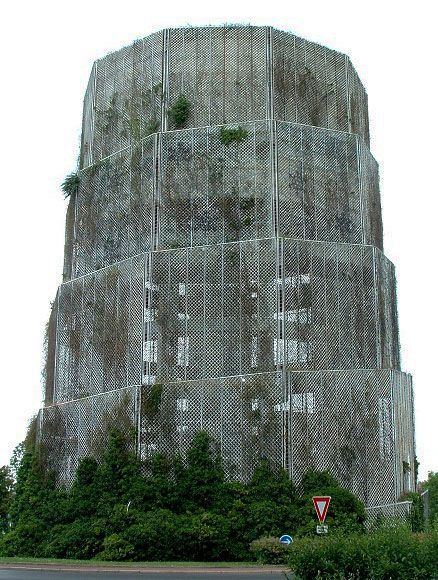 Chateau d'eau Portzamparc