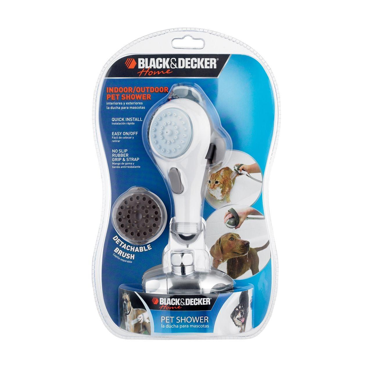 Black Decker Indoor Outdoor Pet Shower 016 Ps0w Grooming