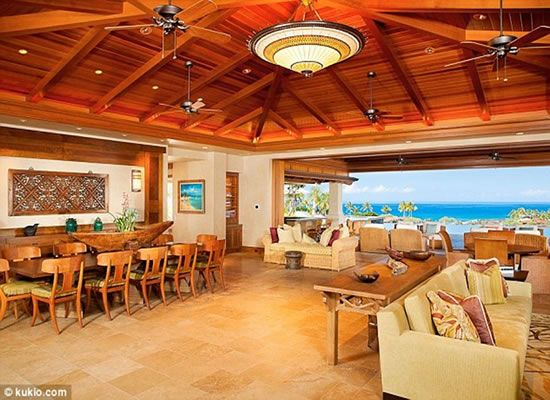 Majestic Hawaiian Home Hawaiian Homes Building Plans House Hawaii Homes