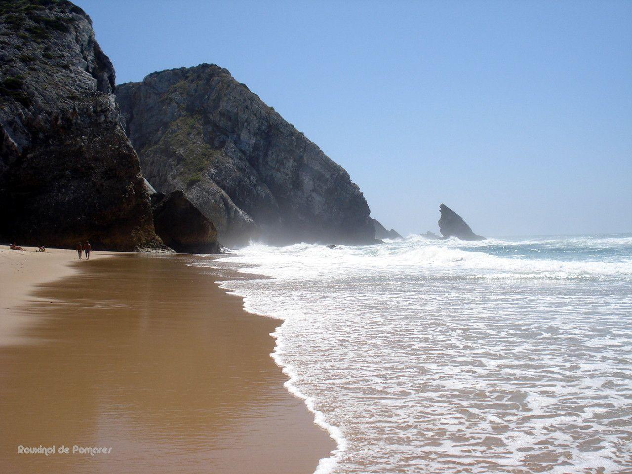 - Praia da Adraga - Sintra