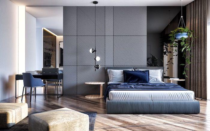 1001 + atemberaubende Ideen für Wandfarbe Grau (mit