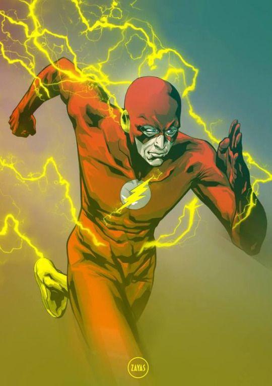 The Flash by Rodrigo Zayas