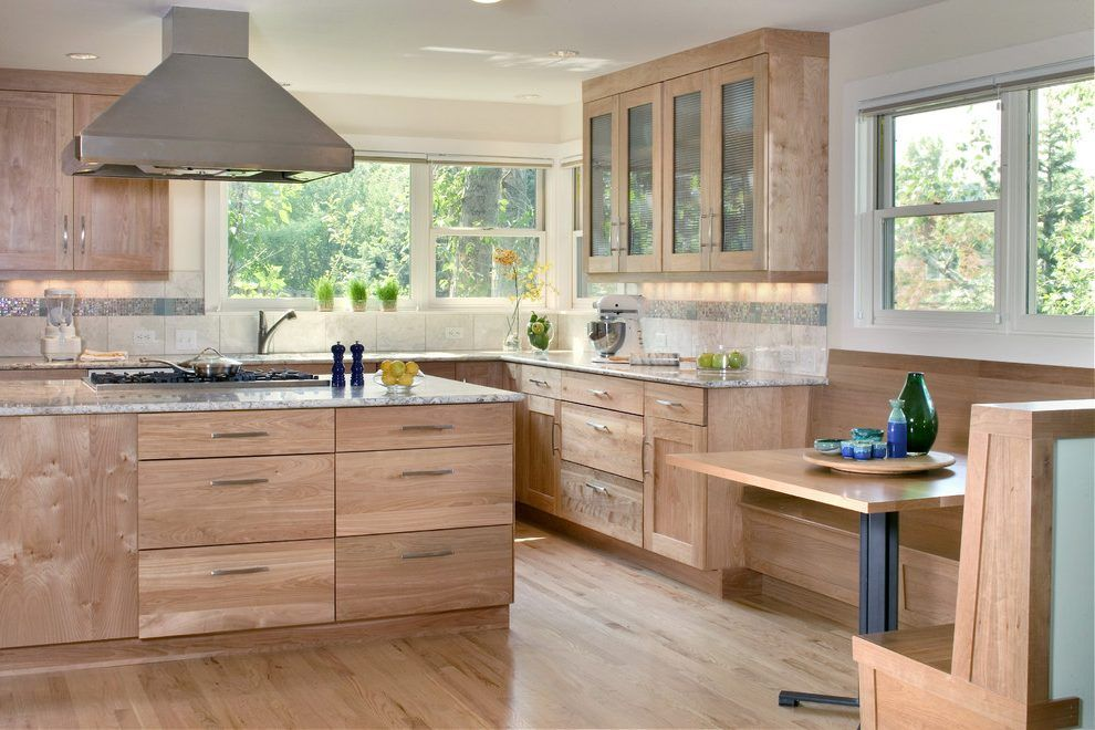 pin by carolyn beyer on kitchen natural wood kitchen cabinets maple kitchen cabinets kitchen on kitchen cabinets natural wood id=69628