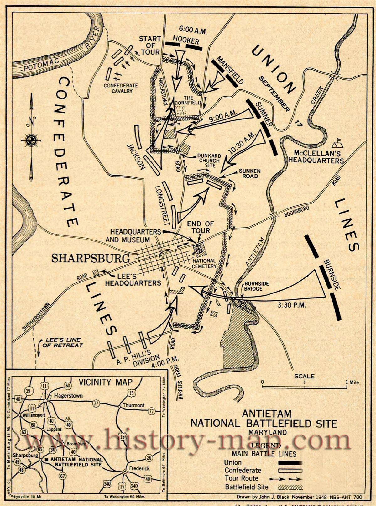 Antietam National Battlefield Site