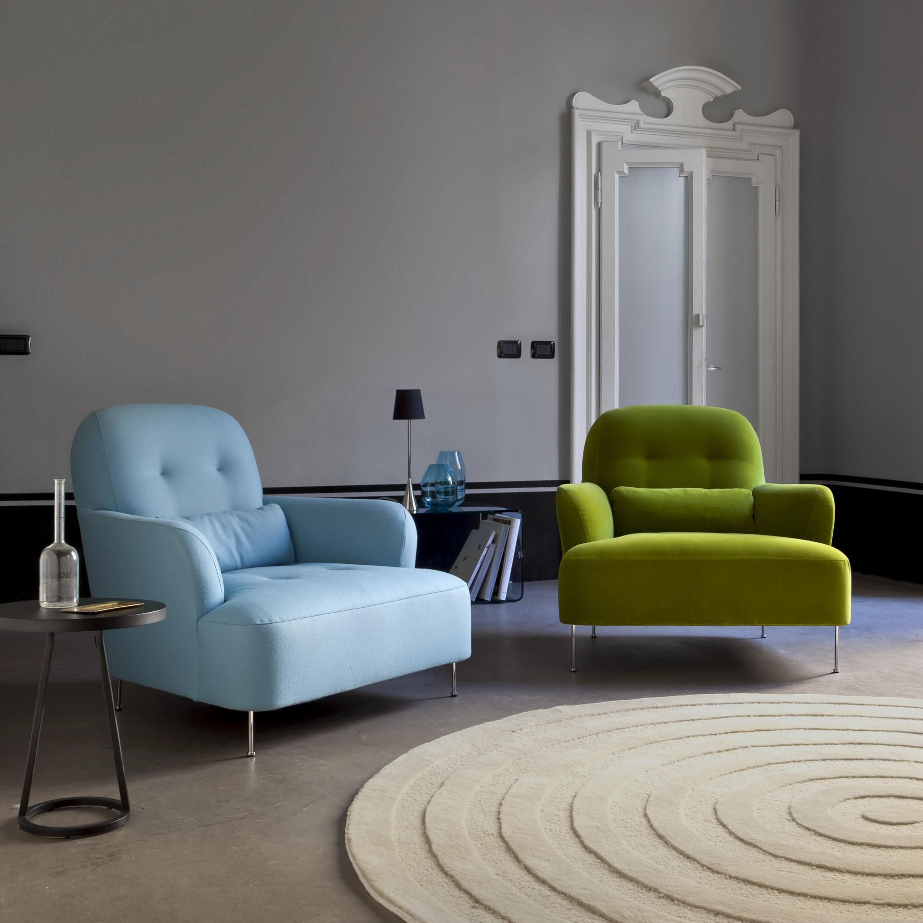 HARRY, Sofas Designer : Eric Jourdan | Ligne Roset