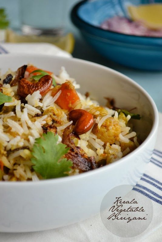 Kerala vegetable biriyanivegan kurryleaves vegan rice recipes kerala vegetable biriyanivegan kurryleaves roti recipekerala foodrice forumfinder Gallery