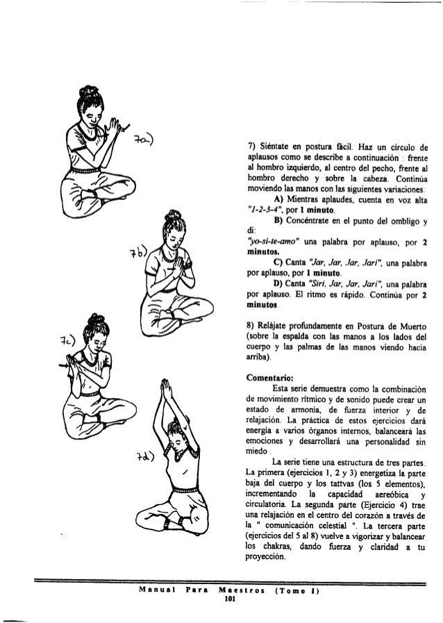 kundalini manual para maestros tomo i yoga pinterest rh pinterest com Tomos A35 Tomos LX Moped