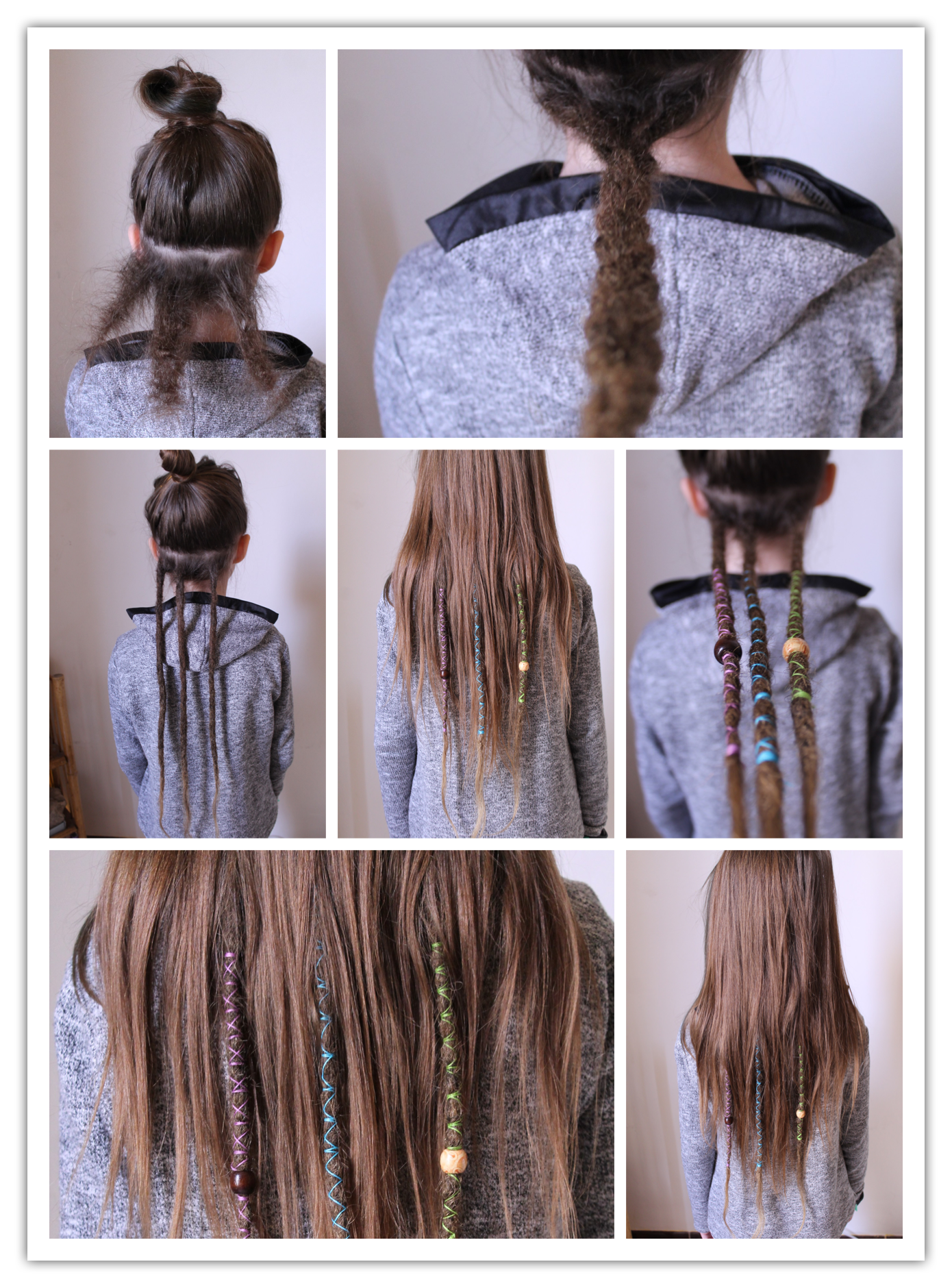 Pin By Molly Faye On Creation Dreads By Lisah Dreads Expert Hippie Hair Thick Hair Styles Dread Hairstyles