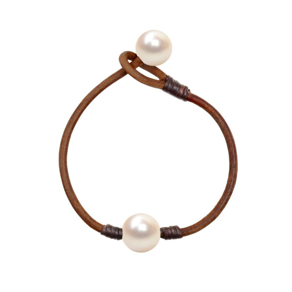 Marina Seaplicity Leather Jewelry Bracelet Leather Bracelets Women Peach Bracelet
