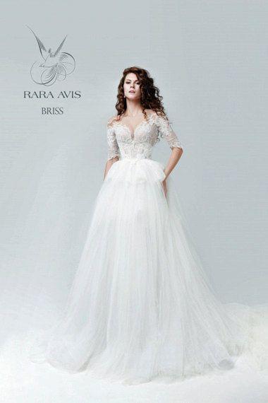 Wedding dress BRISS, bridal dress, wedding dress, princess wedding dress, sexy lace wedding dress, tulle wedding dress, couture dress